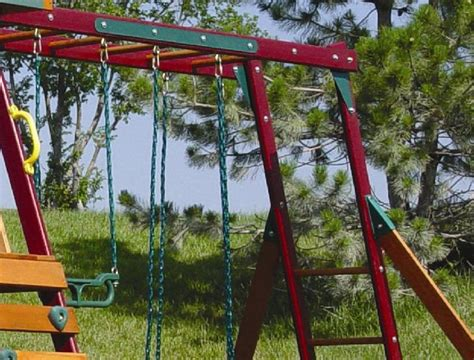 swing sets monkey bars adventure playsets recall to repair backyard swing sets