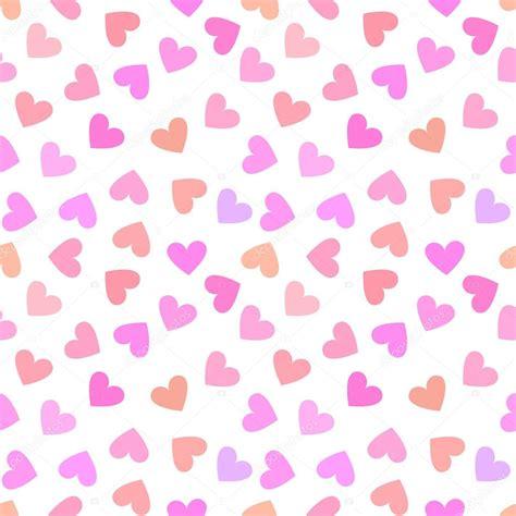 white heart pattern seamless vintage white heart pattern on pink background