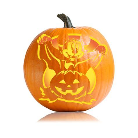 vire mickey pumpkin stencil ultimate pumpkin stencils