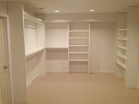 Building Closet Shelves by Top Value Construction Llc Custom Closet Build