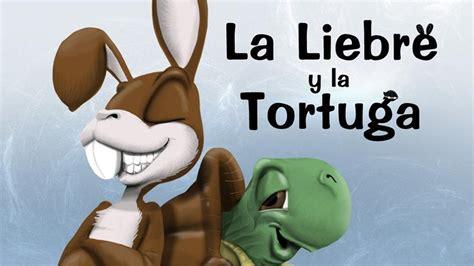 yoruga la tortuga y la liebre y la tortuga audio cuentos para ni 209 os espa 209 ol youtube