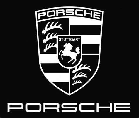 Porsche Logo Black Background Turkish Airlines World