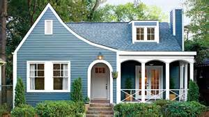 Latest Wall Paint Styles charming home exteriors southern living