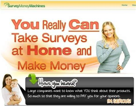 Surveys For Money Reviews - survey money machines review is it even possible to make extra cash