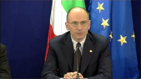 come si chiama il presidente consiglio dei ministri italia enrico letta e destinazione italia verso il mondo