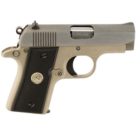 colt mustang pocketlite 380 colt o6891 mustang pocketlite semi automatic 380 acp 2