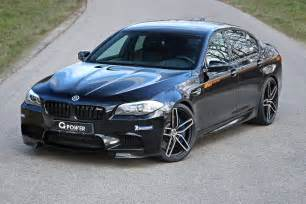 F10 Bmw Official Bmw F10 M5 By G Power Gtspirit