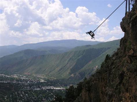 glenwood caverns adventure park swing glenwood caverns adventure park photoshare galleries of