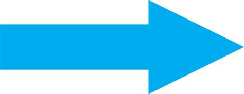 arrow gratis blue arrow clipart best