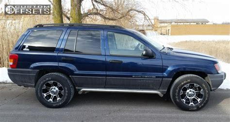 jeep grand avalanche wheel offset 2003 jeep grand slightly aggressive