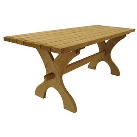 Wood Swing Bench Nowy Targ Spruce Wood Garden Table Rectangular Savvysurf