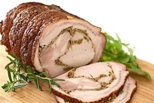 Backyard Pig Roast Smoked Porchetta Pork Loin Tasty Ever After