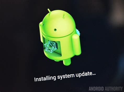 android update names it sounds like is tweaking the way it updates android android authority