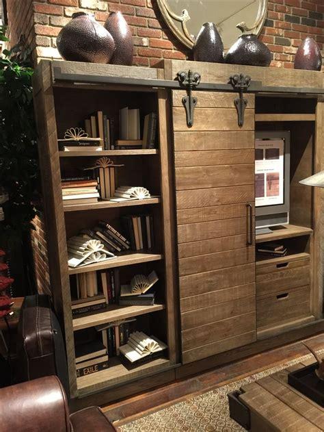 barnwood entertainment center best of best 25 farmhouse 23 best ideas about barn door bookcase on pinterest