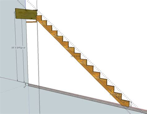 Fine Homebuilding Magazine by Stairmathter Use Sketchup To Master The Math For
