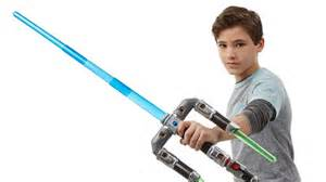 Hasbro Jedi Master Lightsaber Bladebuilder Pedang Wars War wars and thunderbirds set to top present lists daily mail
