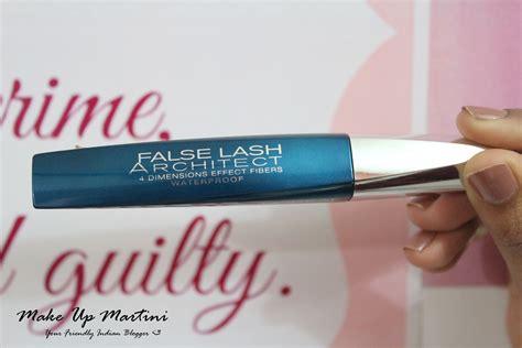 Loreal Lash Architect Curved Brush Mascara Expert Review by L Oreal False Lash Architect 4d Mascara Review