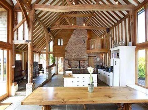 interior barn layout modern barn homes open barn conversion rustic barn homes