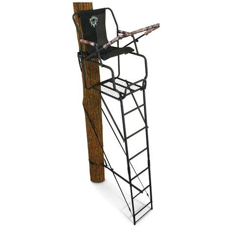 ameristep 174 brotherhood 174 18 deluxe ladder tree stand