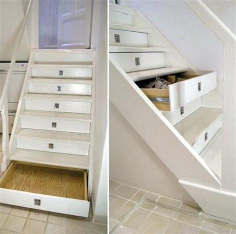 Stair Drawers Storage by Stair Drawers Wonderful Storage Idea For The Home