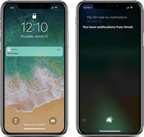 Iphone Lock Screen Apple To Prevent Siri From Reading Notifications On Lock Screen In Future Software Update