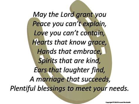 Wedding Blessing Uk by 25 Best Ideas About Wedding Blessing On