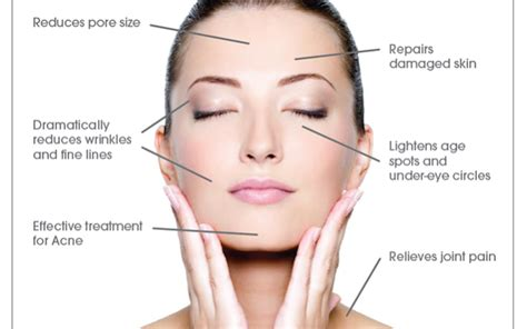 light therapy skin benefits light therapy skin rejuvenation