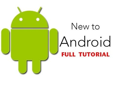 android queue tutorial new to android a full tutorial of the droid os for