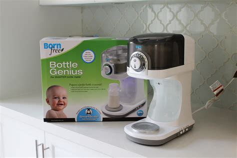 born free bottle genius product review baby gear update born free bottle genius