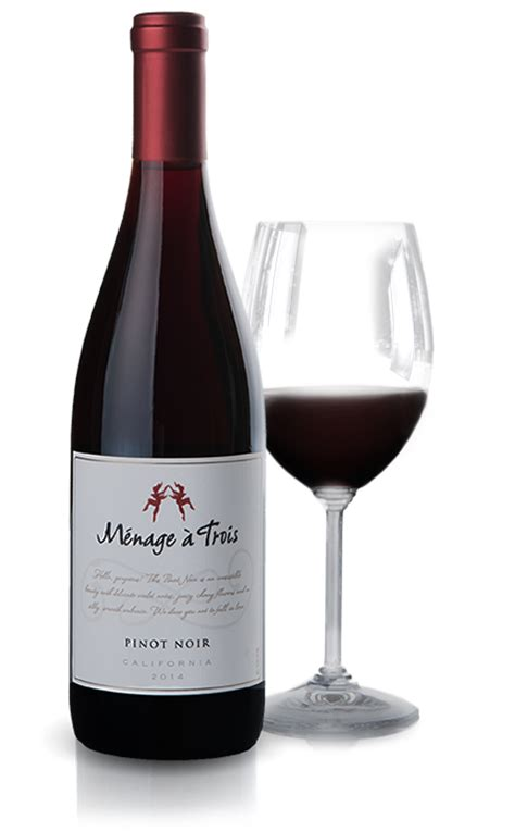 pinot noir m 233 nage 224 trois wines