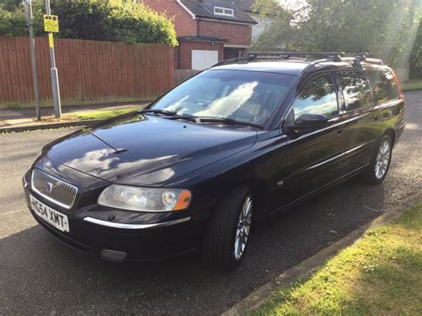 automobile air conditioning service 2007 volvo v70 security system volvo v70 d5 se with fsh full mot facelifted model bournville birmingham
