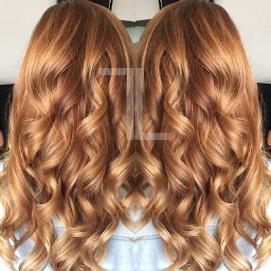 Strawberry Balayage On Brown Hair Www Pixshark Images Galleries With A Bite Pin On Hair For Bridesmade