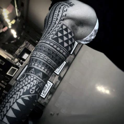 badass tribal arm tattoos 100 badass tattoos for guys masculine design ideas