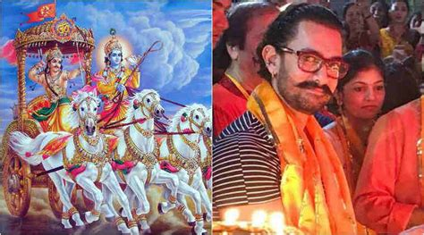 film india mahabharata aamir khan opens about his dream project mahabharata the