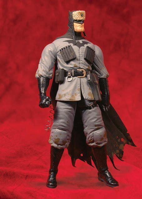 batman dc direct superman red son individual marvel