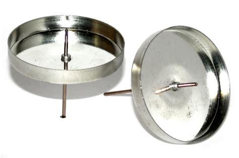kerzenuntersetzer silber adventskranzstecker 45 mm silber eur 0 69 gt miroflor