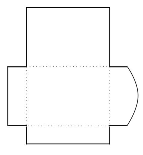 card envelope templates free blank print and cut gift card envelope template cards