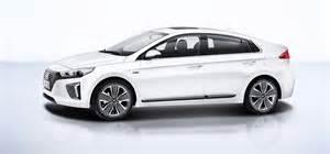 Electric Cars 2017 Ireland New Hyundai Ioniq Electric Car Set For Ireland In 2017