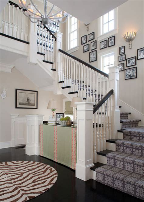 Classic Stairs Design Classic Stair Traditional Staircase Denver By Nest Architectural Design Inc