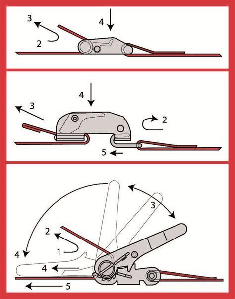wie benutzt ein bd richtig spanngurte anleitung spanngurte l 246 sen