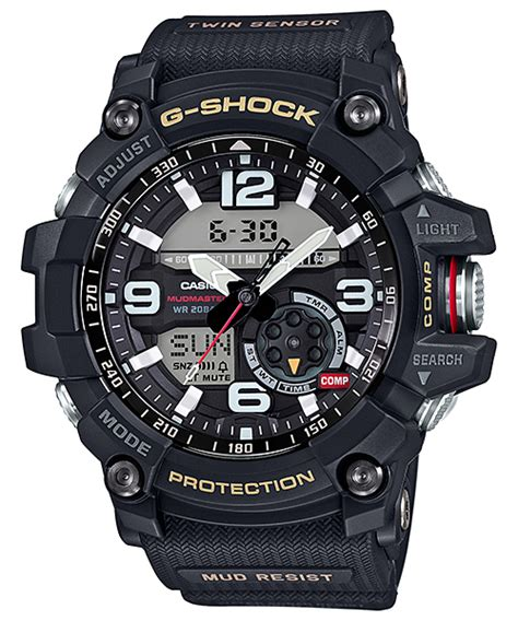 G Shock Gg 1200 Black Water Resist gg 1000 1a mudmaster g shock timepieces casio