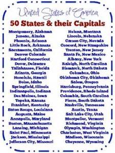 usa map states and capitals list 1000 images about states and capitals on