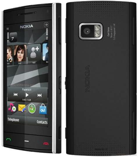 Lcd Cina X7300344pe Nokia Cina X6 top gamer nokia x6 5mp flash dual led 16g interna