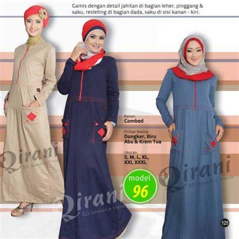 Baju Muslim Qirani qirani baju muslim foto gambar baju muslim