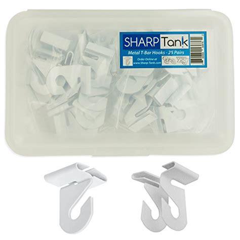 Sharptank Classroom Ceiling Hooks Pack Of 25 High Classroom Ceiling Hangers