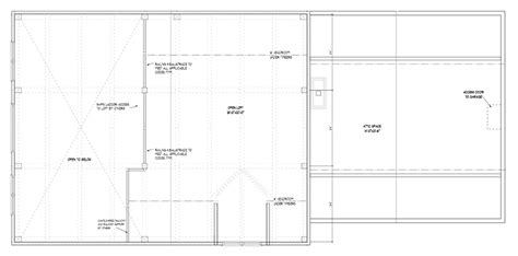 single story timber frame floor plan home pinterest craftsman timber frame one story floor plan with loft