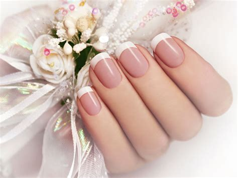 Nägel Lackieren French by U 241 As Para Anillo De Compromiso Manicure Actitudfem