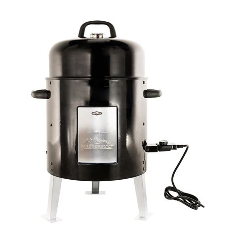 masterbuilt electric bullet smoker 20078516 the home depot
