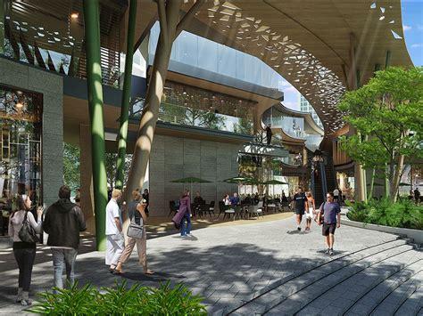 walking village london original 184773801x peoject langsuan village walking street retail architecture master plan and