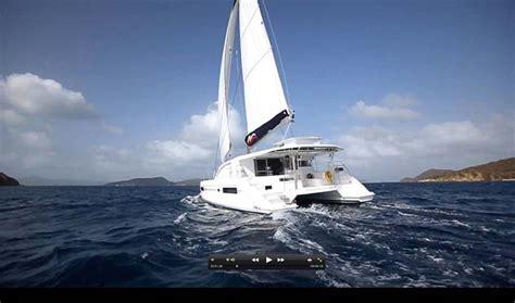 catamaran sailing part 5 catamaran sailing part 4 sailing upwind yachting world
